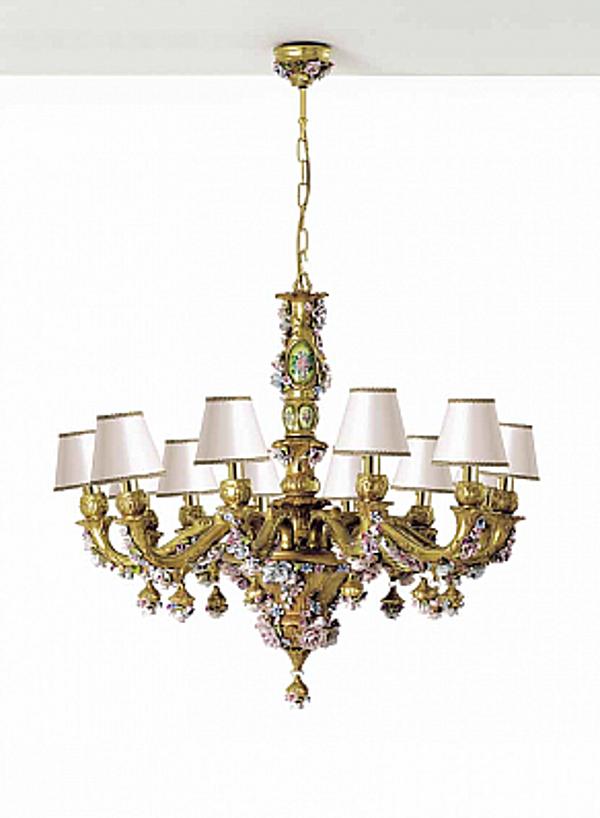 Leuchter VILLARI 0000067-603 LUIGI XIV
