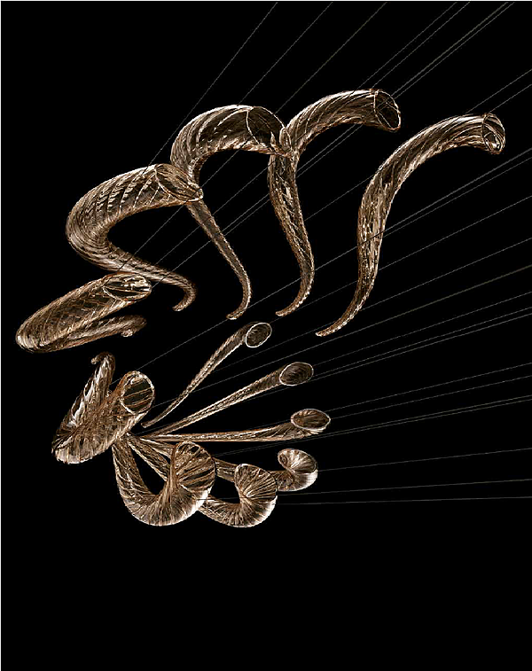 Kronleuchter Barovier & amp; Toso 7330