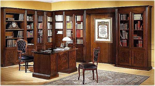 Bücherschrank MIRANDOLA M428 Castel Vecchio