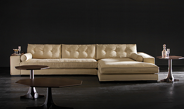 Couch ANGELO CAPPELLINI  40205/SX Opera
