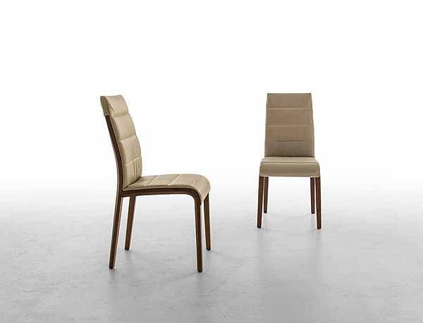 Der Stuhl TONIN CASA PORTOFINO - 7218 Modern Collection