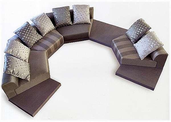 Couch MANTELLASSI Nomade Casa Gioiello