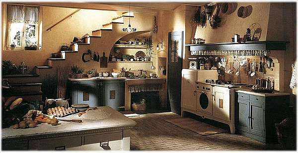 Küche MARCHI CUCINE Doria Timless Kitchens