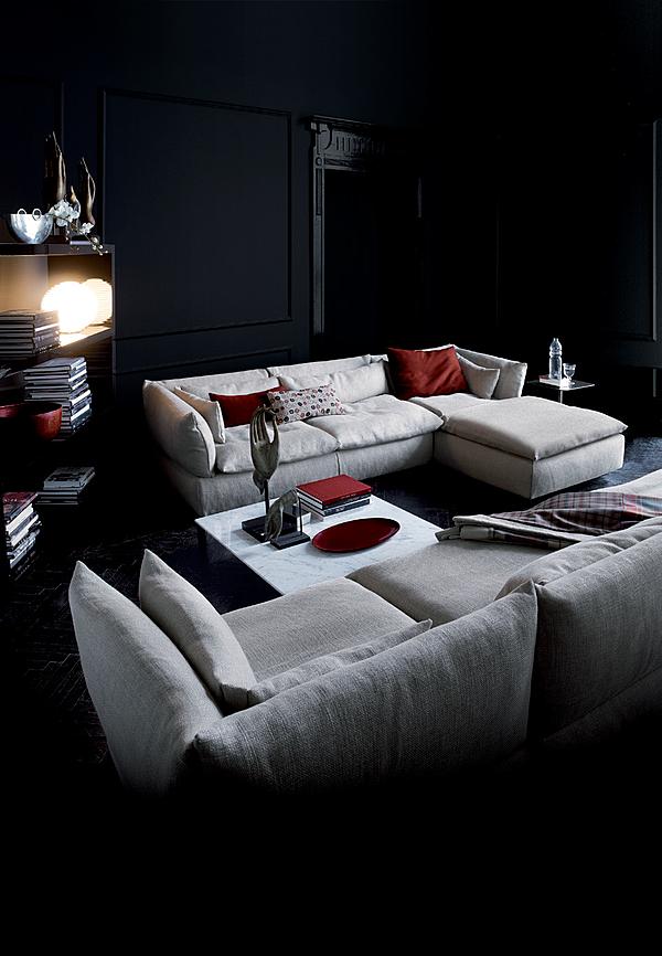 Sofa SWAN COMPOS 07
