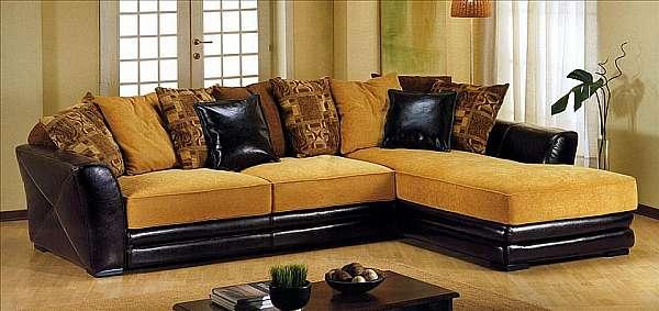 Couch GOLD CONFORT Luxor Catalogo cop. black