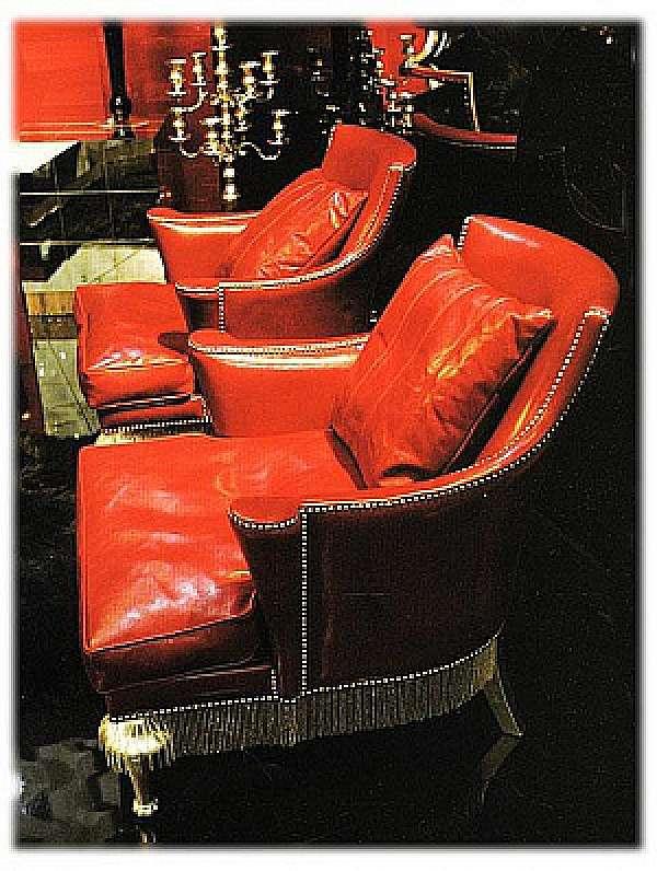 Sessel CORNELIO CAPPELLINI 804/P Luxury Chic – Argento