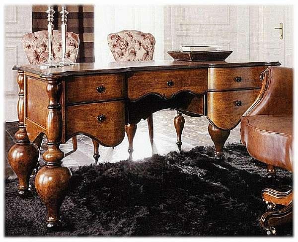 Schreibtisch VOLPI 1242 Classic Living