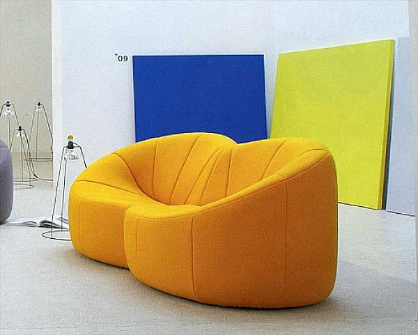 Couch LIGNE ROSET 14110200 Imbottiti
