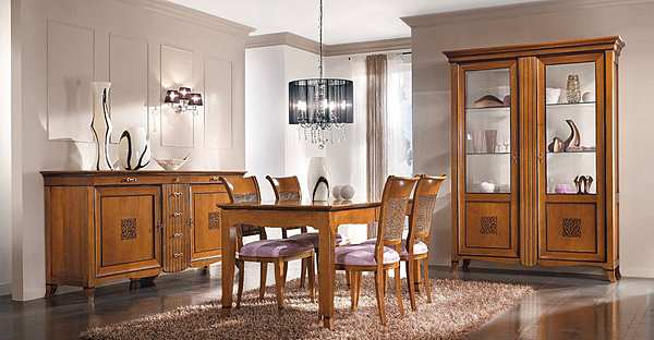 Der Stuhl FRANCESCO PASI 6006 NEW DECO