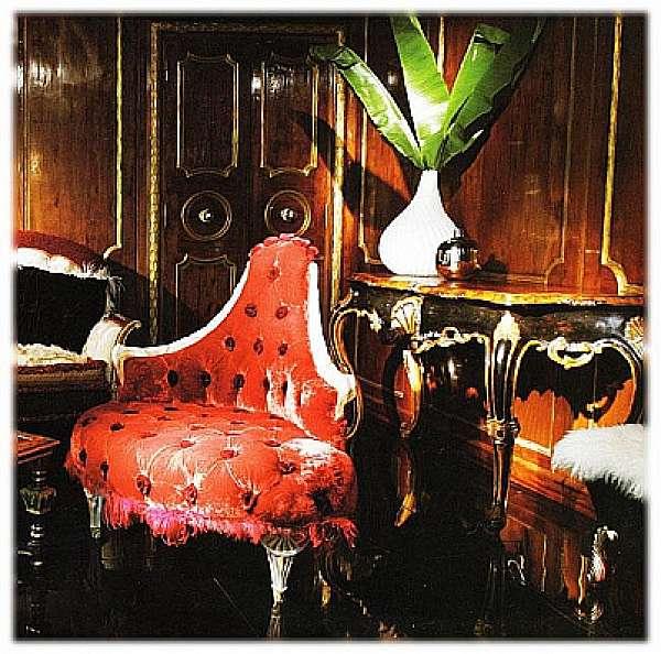 Sessel CORNELIO CAPPELLINI 713/P Luxury Chic – Argento