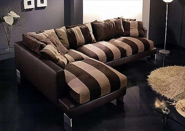 Couch GOLD CONFORT Maori Catalogo cop. black