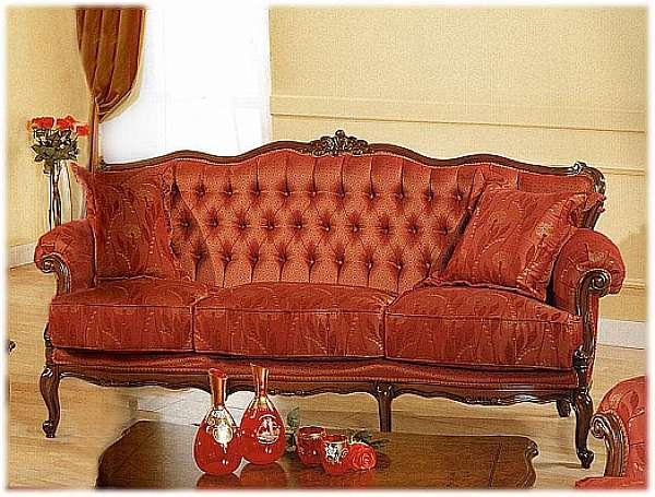 Couch MIRANDOLA M834/D Arena Catalogo