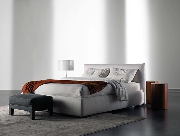 Bett MERIDIANI (CROSTI) SCOTT BED  Collection 2013