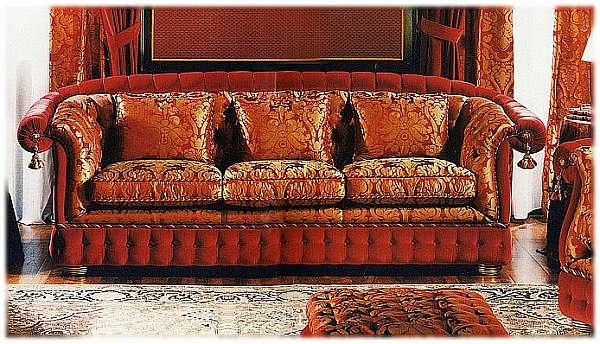 Couch ZANABONI Ottoman