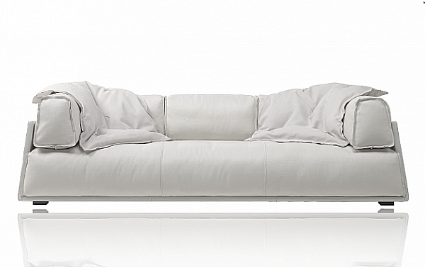 Couch BAXTER HARD & SOFT Catalogo tecnico