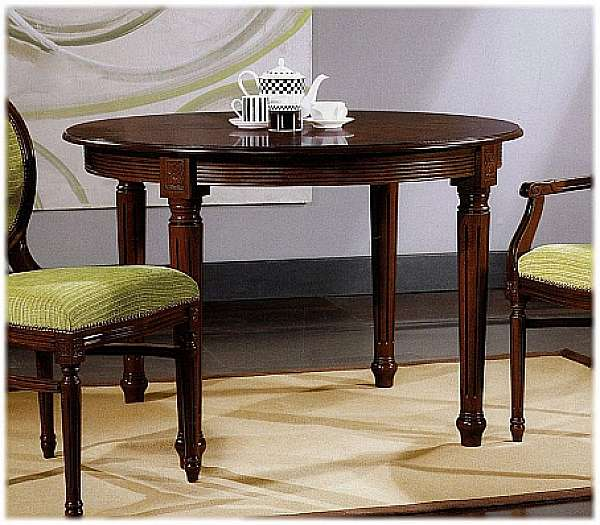 Tisch SEVEN SEDIE 0252TA01 Ottocento
