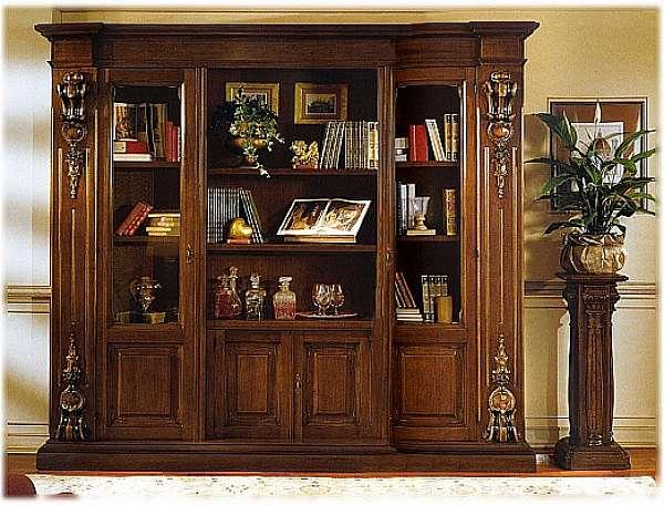 Bücherschrank MIRANDOLA M375 Castel Vecchio