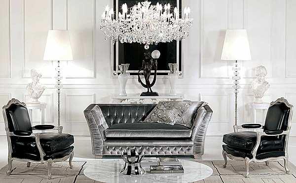 Couch ZANABONI CAPRI  CLASSIC