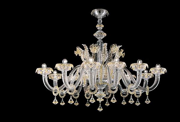 Leuchter Barovier&Toso 5384/12 Lampadari