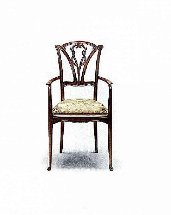 Der Stuhl MEDEA 179 P Liberty collection