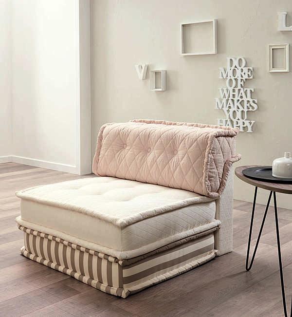 Sofa TRECI SALOTTI PURE