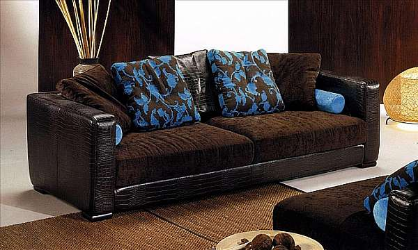 Couch GOLD CONFORT Kabir Catalogo cop. black