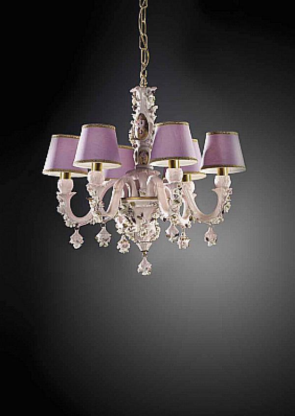 Leuchter VILLARI 0000003-203 LUIGI XIV