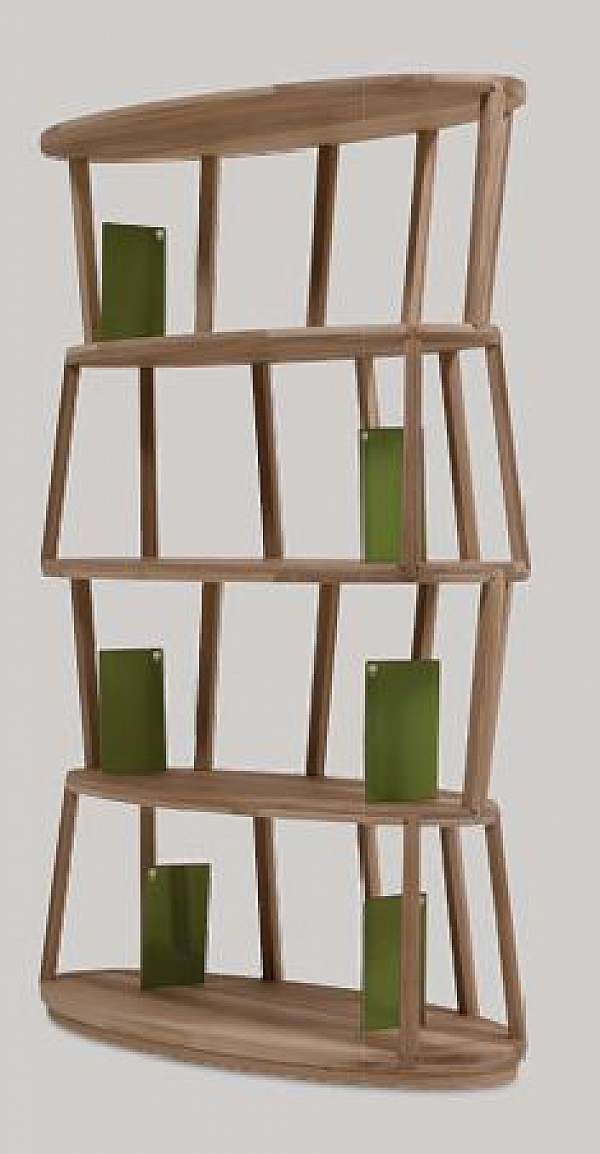 Bücherregal VOLPI 2SML-001-O6B