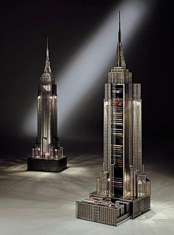Stehlampe VISMARA LMP.FRS.EMP Art Deco