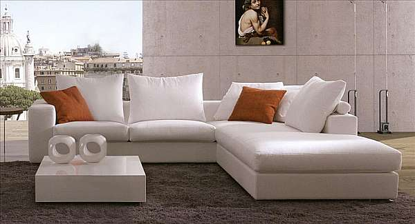 Couch ASNAGHI SNC Cambridge Made in Italy