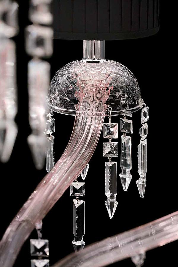 Kronleuchter Barovier & amp; Toso 5696/24