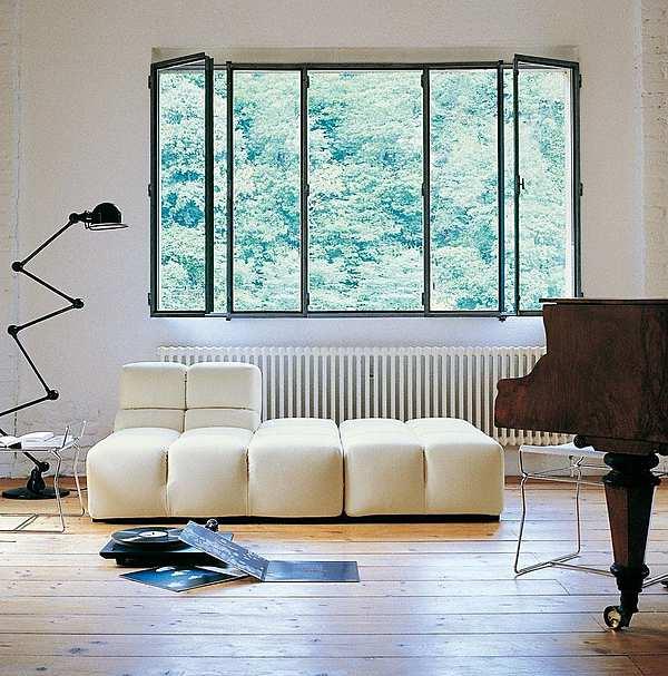Sofa B & amp; B ITALIA T177BS_3 Tufty-Time