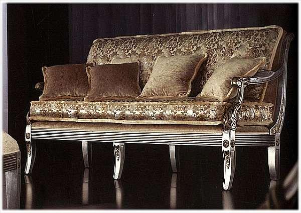 Couch SEVEN SEDIE 9150E Ottocento