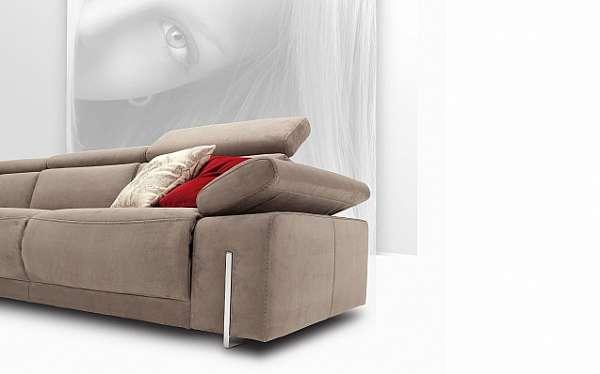 Couch NICOLINE SALOTTI SINFONIA PICCOLA SARTORIA