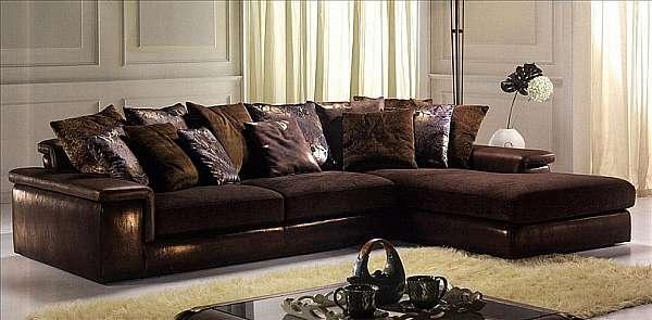 Couch GOLD CONFORT Santiago Catalogo cop. grigio