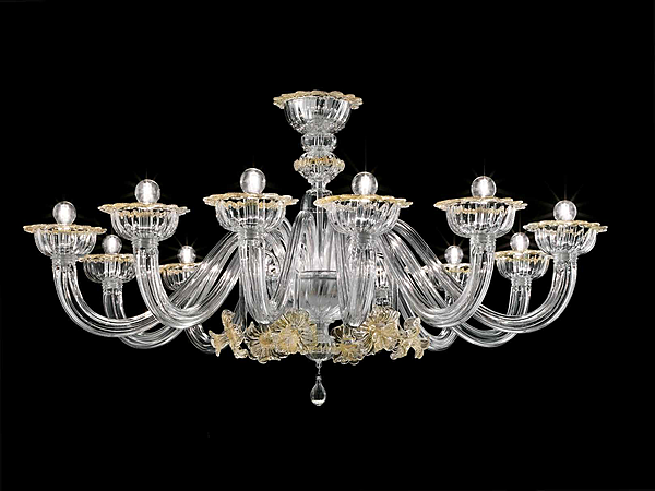 Leuchter Barovier&Toso 5705/12 Lampadari