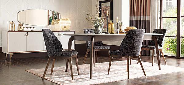 Der Stuhl Enza Home 07.200.0516 DINING