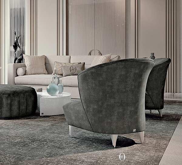 Couch FRANCESCO PASI 9015