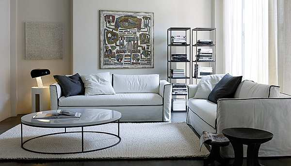 Couch MERIDIANI (CROSTI) Law