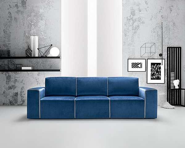 Couch Felis WALLY EVERGREEN