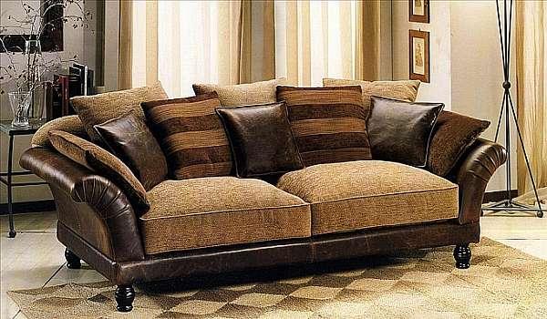 Couch GOLD CONFORT Odessa Catalogo cop. black