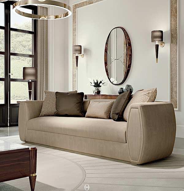 Couch FRANCESCO PASI 9022 Ellipse