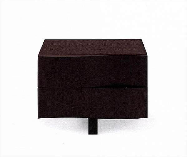 Nachttisch EMMEMOBILI M110R Home furniture (Nero)