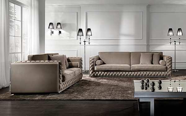 Couch DV HOME COLLECTION Velvet divano Edition 2011–2012