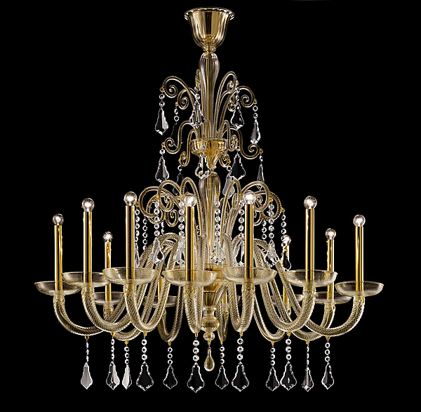 Leuchter Barovier&Toso 5555/24 Lampadari