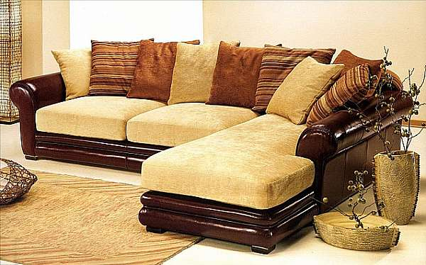 Couch GOLD CONFORT Cleveland Catalogo cop. black