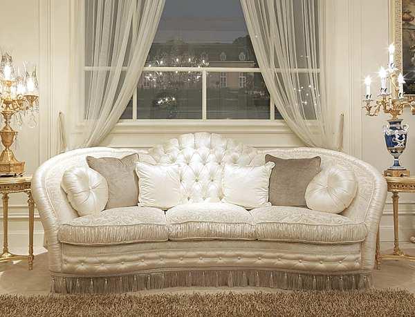 Couch FRATELLI RADICE Модель 014 Продукт 3х местный диван CATALOGO III