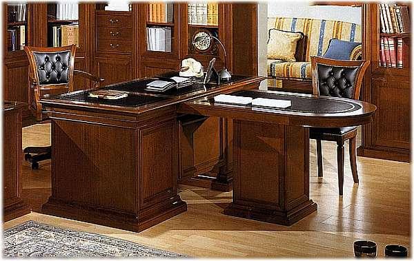 Schreibtisch MIRANDOLA M431PE Castel Vecchio