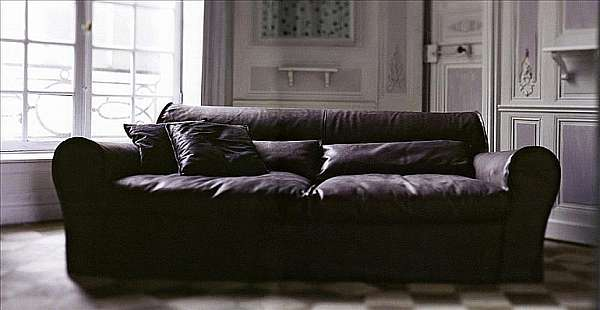 Couch BAXTER Housse Punto Oro