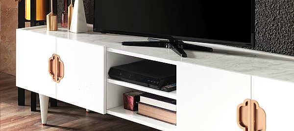 Nachttisch unter TV Enza Home 07.351.0527